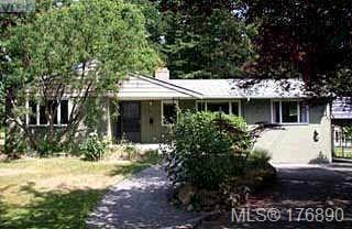 Main Photo: 881 Cunningham Rd in VICTORIA: Es Gorge Vale House for sale (Esquimalt)  : MLS®# 310833