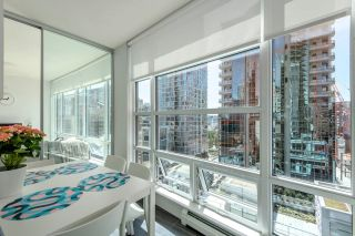"""Photo 11: 1010 1283 HOWE Street in Vancouver: Downtown VW Condo for sale in """"Tate"""" (Vancouver West)  : MLS®# R2607707"""