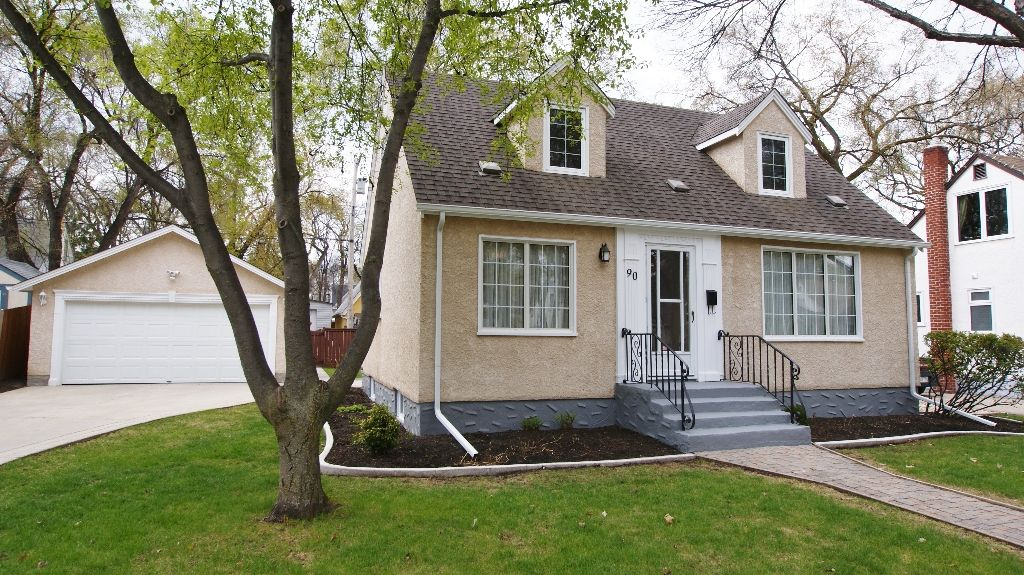 Main Photo: 90 Linden Avenue in Winnipeg: East Kildonan Residential for sale (North East Winnipeg)