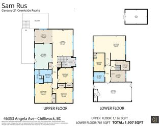 Photo 22: 46353 ANGELA Avenue in Chilliwack: Chilliwack E Young-Yale House for sale : MLS®# R2590210