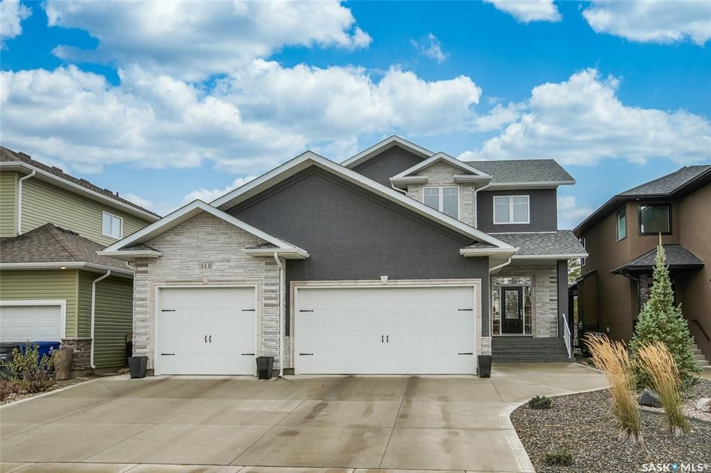 Main Photo: 510 Atton Lane in Saskatoon: Evergreen Residential for sale : MLS®# SK831517