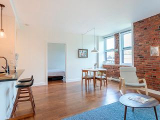 """Photo 4: 404 233 ABBOTT Street in Vancouver: Downtown VW Condo for sale in """"Abbott Place"""" (Vancouver West)  : MLS®# R2617802"""