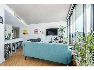 """Photo 5: 2108 128 W CORDOVA Street in Vancouver: Downtown VW Condo for sale in """"WOODWARDS W-43"""" (Vancouver West)  : MLS®# V1140977"""