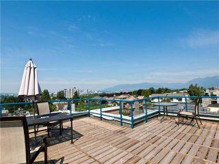 """Photo 8: 403 1688 E 4TH Avenue in Vancouver: Grandview VE Condo for sale in """"LA CASA"""" (Vancouver East)  : MLS®# V846853"""