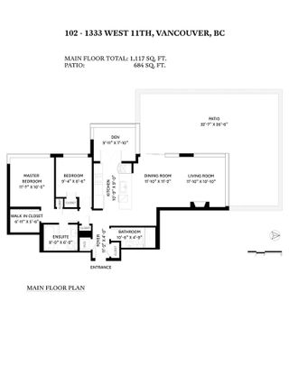 """Photo 34: 102 1333 W 11TH Avenue in Vancouver: Fairview VW Condo for sale in """"SAKURA"""" (Vancouver West)  : MLS®# R2537086"""