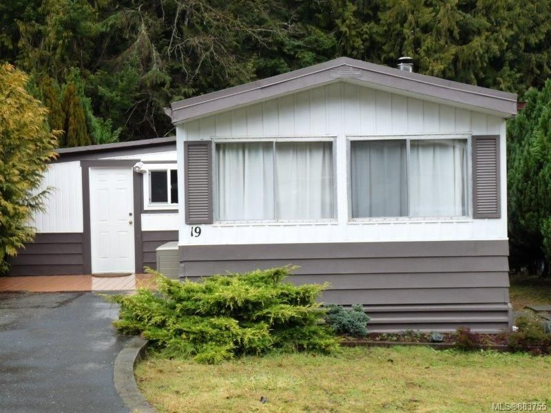 Main Photo: 19 2615 Otter Point Rd in : Sk Broomhill Manufactured Home for sale (Sooke)  : MLS®# 883755