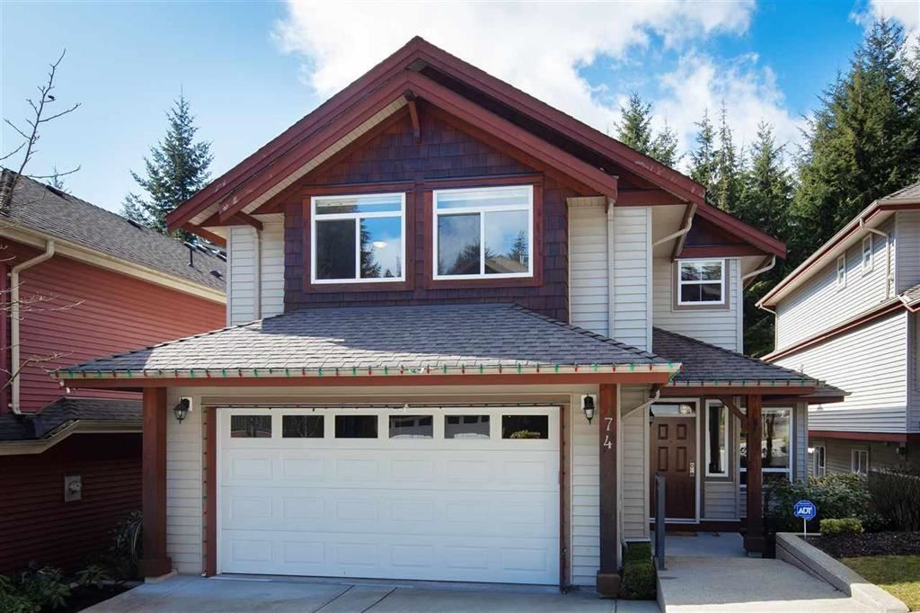 """Main Photo: 74 1701 PARKWAY Boulevard in Coquitlam: Westwood Plateau Townhouse for sale in """"Tango"""" : MLS®# R2562993"""