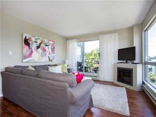 "Photo 3: 502 1508 MARINER Walk in Vancouver: False Creek Condo for sale in ""MARINER POINT"" (Vancouver West)  : MLS®# V1069887"