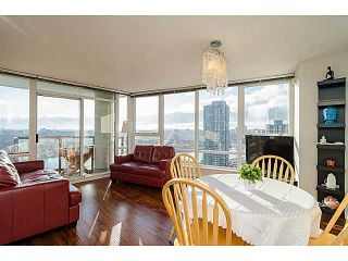 Photo 1: # 2502 939 EXPO BV in Vancouver: Yaletown Condo for sale (Vancouver West)  : MLS®# V1040268