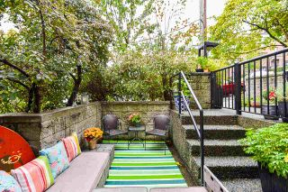Photo 25: 2203 ALDER Street in Vancouver: Fairview VW Townhouse for sale (Vancouver West)  : MLS®# R2508720