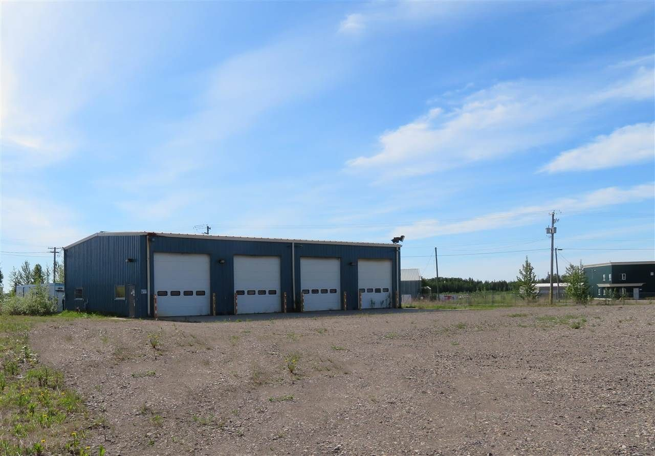 Main Photo: 4603 48 Avenue in Fort Nelson: Fort Nelson -Town Industrial for sale (Fort Nelson (Zone 64))  : MLS®# C8037799