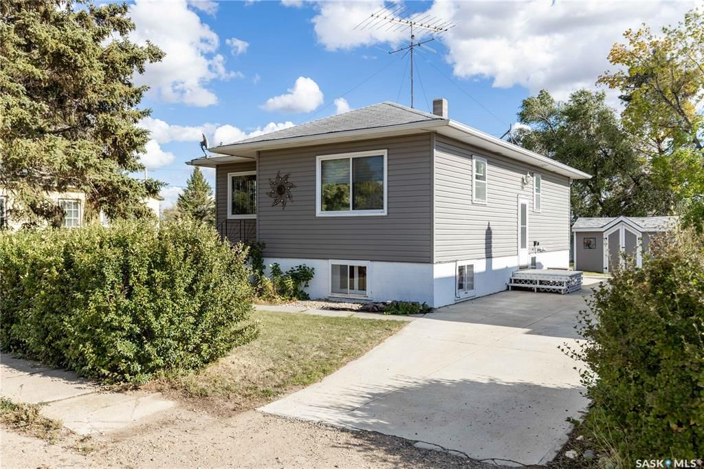 Main Photo: 207 3rd Avenue West in Blaine Lake: Residential for sale : MLS®# SK871268