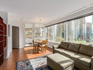 "Photo 2: 504 1177 HORNBY Street in Vancouver: Downtown VW Condo for sale in ""LONDON PLACE"" (Vancouver West)  : MLS®# R2061636"