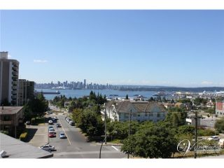 Photo 10: # PH2 1288 CHESTERFIELD AV in North Vancouver: Central Lonsdale Condo for sale : MLS®# V990809