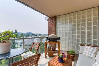 "Photo 6: 805 5775 HAMPTON Place in Vancouver: University VW Condo for sale in ""The Chatham"" (Vancouver West)  : MLS®# R2298660"