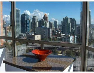 """Photo 8: 1701 888 PACIFIC Street in Vancouver: False Creek North Condo for sale in """"PACIFIC PROMENADE"""" (Vancouver West)  : MLS®# V675304"""