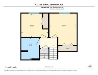 Photo 49: 4322 38 Street in Edmonton: Zone 29 House for sale : MLS®# E4255616