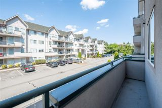 """Photo 24: 211 33728 KING Road in Abbotsford: Central Abbotsford Condo for sale in """"College Park Place"""" : MLS®# R2486380"""