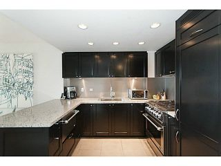 """Photo 8: 805 1133 HOMER Street in Vancouver: Yaletown Condo for sale in """"H&H"""" (Vancouver West)  : MLS®# V1142665"""