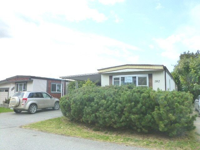 """Main Photo: 182 3665 244 Street in Langley: Otter District Manufactured Home for sale in """"LANGLEY GROVE ESTATES"""" : MLS®# R2248483"""