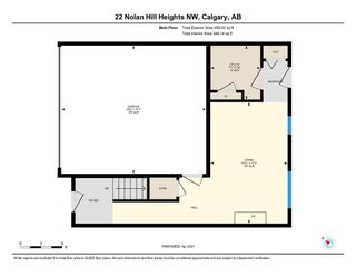 Photo 42: 22 Nolan Hill Heights NW in Calgary: Nolan Hill Row/Townhouse for sale : MLS®# A1101368