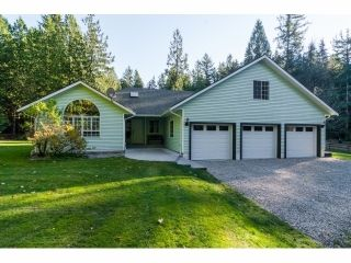 Main Photo: 8550 252ND ST in Langley: County Line Glen Valley House for sale : MLS®# F1426956