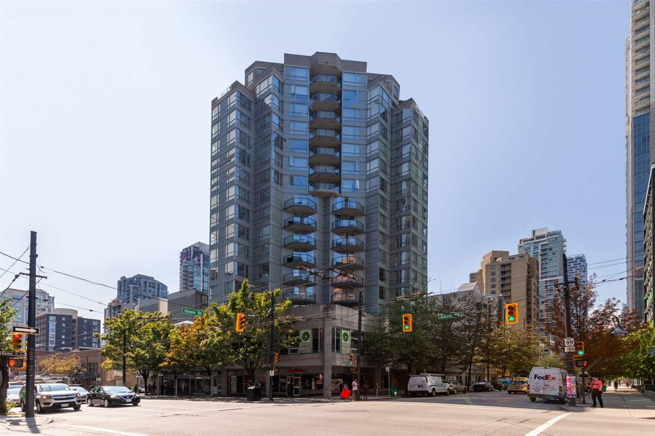 Main Photo: 510 1212 HOWE Street in Vancouver: Downtown VW Condo for sale (Vancouver West)  : MLS®# R2409648