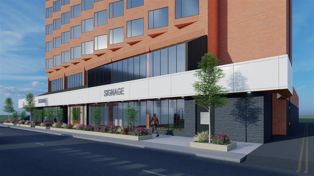 Main Photo: 11845 Wayne Gretzky Drive Northwest in Edmonton: Zone 06 Retail for lease : MLS®# E4197840