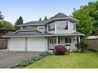 Photo 1: 11628 212TH ST in Maple Ridge: Southwest Maple Ridge House for sale : MLS®# V1122127