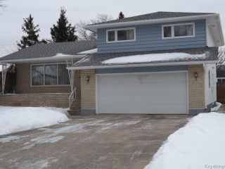 Photo 2: 16 Litz Place in WINNIPEG: East Kildonan Residential for sale (North East Winnipeg)  : MLS®# 1501673