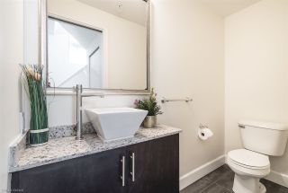 """Photo 11: 235 2108 ROWLAND Street in Port Coquitlam: Central Pt Coquitlam Townhouse for sale in """"AVIVA"""" : MLS®# R2518678"""