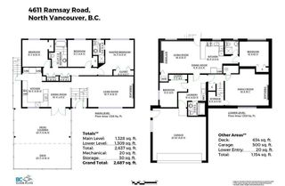 Photo 20: 4611 RAMSAY Road in North Vancouver: Lynn Valley House for sale : MLS®# R2167402