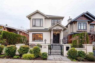 Photo 1: 3557 W 21ST Avenue in Vancouver: Dunbar House for sale (Vancouver West)  : MLS®# R2522846