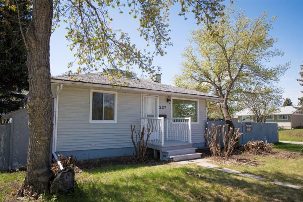Main Photo: 227 Lynnwood Drive SE in Calgary: Ogden Detached for sale : MLS®# A1130936