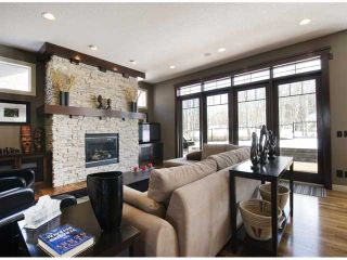Photo 3: 11 Spring Willow Way SW in CALGARY: Springbank Hill Residential Detached Single Family for sale (Calgary)  : MLS®# C3471244