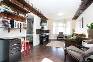 Photo 5: 626 Burnell Street in Winnipeg: West End Residential for sale (5C)  : MLS®# 1807107