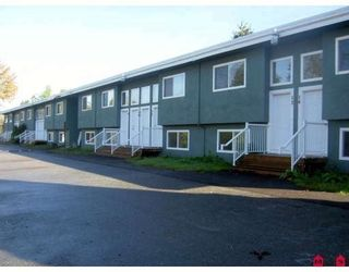 Photo 1: 2 33900 MAYFAIR Avenue in Abbotsford: Central Abbotsford Townhouse for sale : MLS®# F2822047