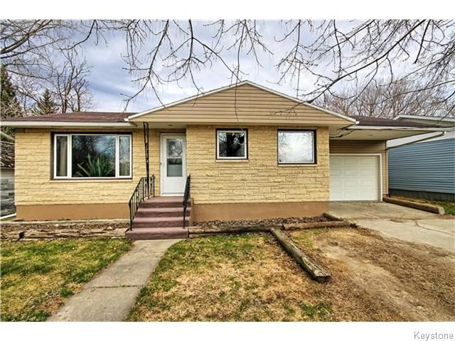 Main Photo: 115 Caron Street in St Jean Baptiste: Manitoba Other Residential for sale : MLS®# 1607221