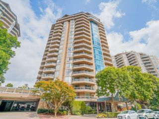 """Photo 24: 1006 1235 QUAYSIDE Drive in New Westminster: Quay Condo for sale in """"RIVIERA TOWER"""" : MLS®# R2612437"""