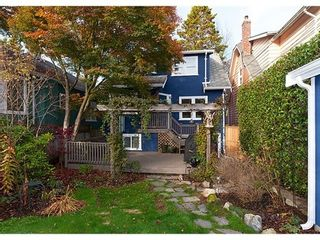 Photo 9: 4054 16TH Ave W in Vancouver West: Dunbar Home for sale ()  : MLS®# V988618