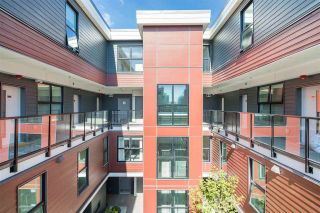 "Photo 32: 102 217 CLARKSON Street in New Westminster: Downtown NW Townhouse for sale in ""Irving Living"" : MLS®# R2545622"