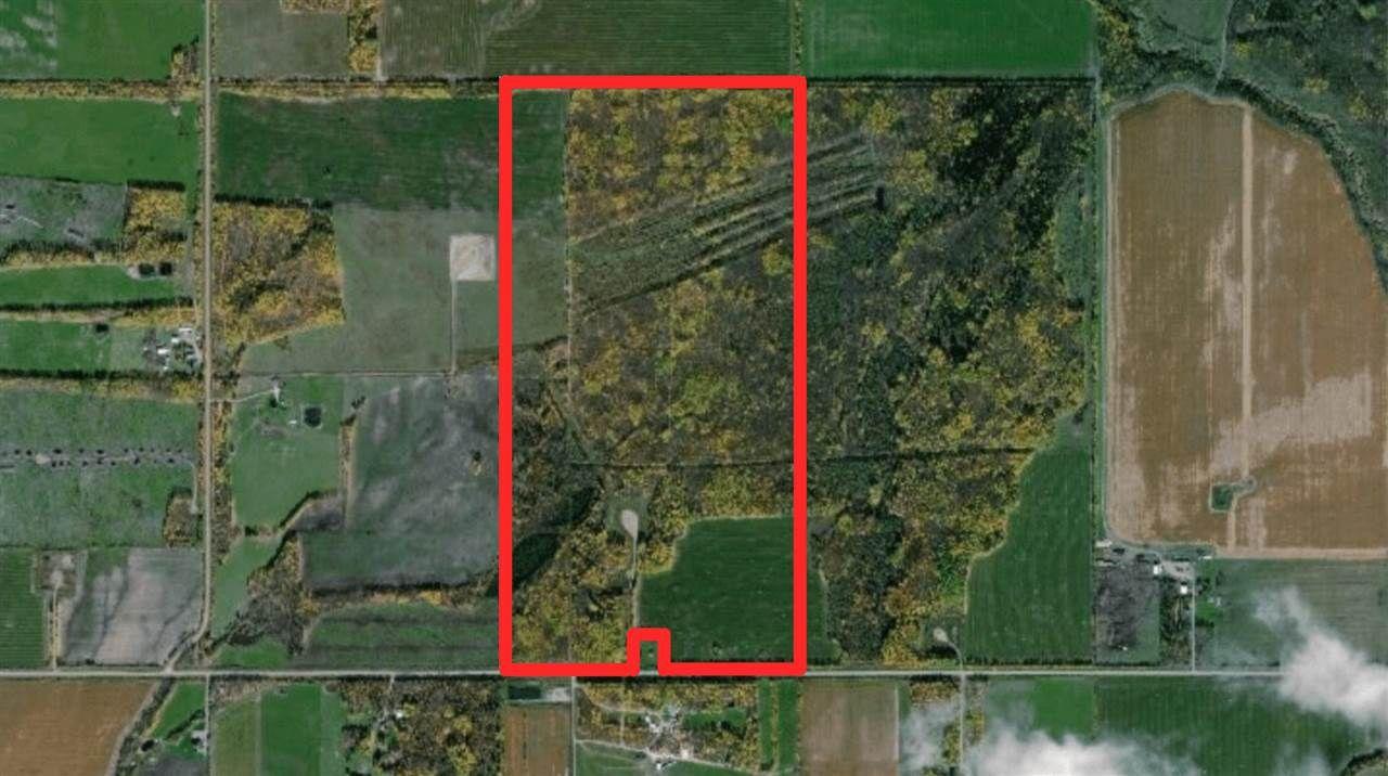 Main Photo: EAST 1/2 - SEC 3 BUICK CREEK Road in Fort St. John: Fort St. John - Rural W 100th Land for sale (Fort St. John (Zone 60))  : MLS®# R2544875