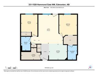 Photo 30: 331 1520 HAMMOND Gate in Edmonton: Zone 58 Condo for sale : MLS®# E4239961