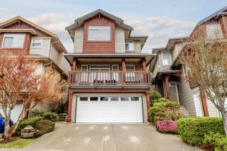 "Photo 1: 12 2381 ARGUE Street in Port Coquitlam: Citadel PQ Townhouse for sale in ""THE BOARDWALK AT CITADEL HEIGHTS"" : MLS®# R2357602"
