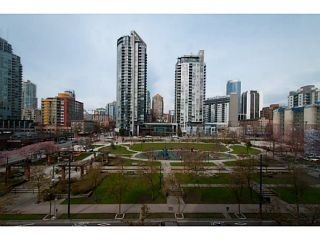 """Photo 10: 410 1188 RICHARDS Street in Vancouver: Yaletown Condo for sale in """"Park Plaza"""" (Vancouver West)  : MLS®# V1055368"""