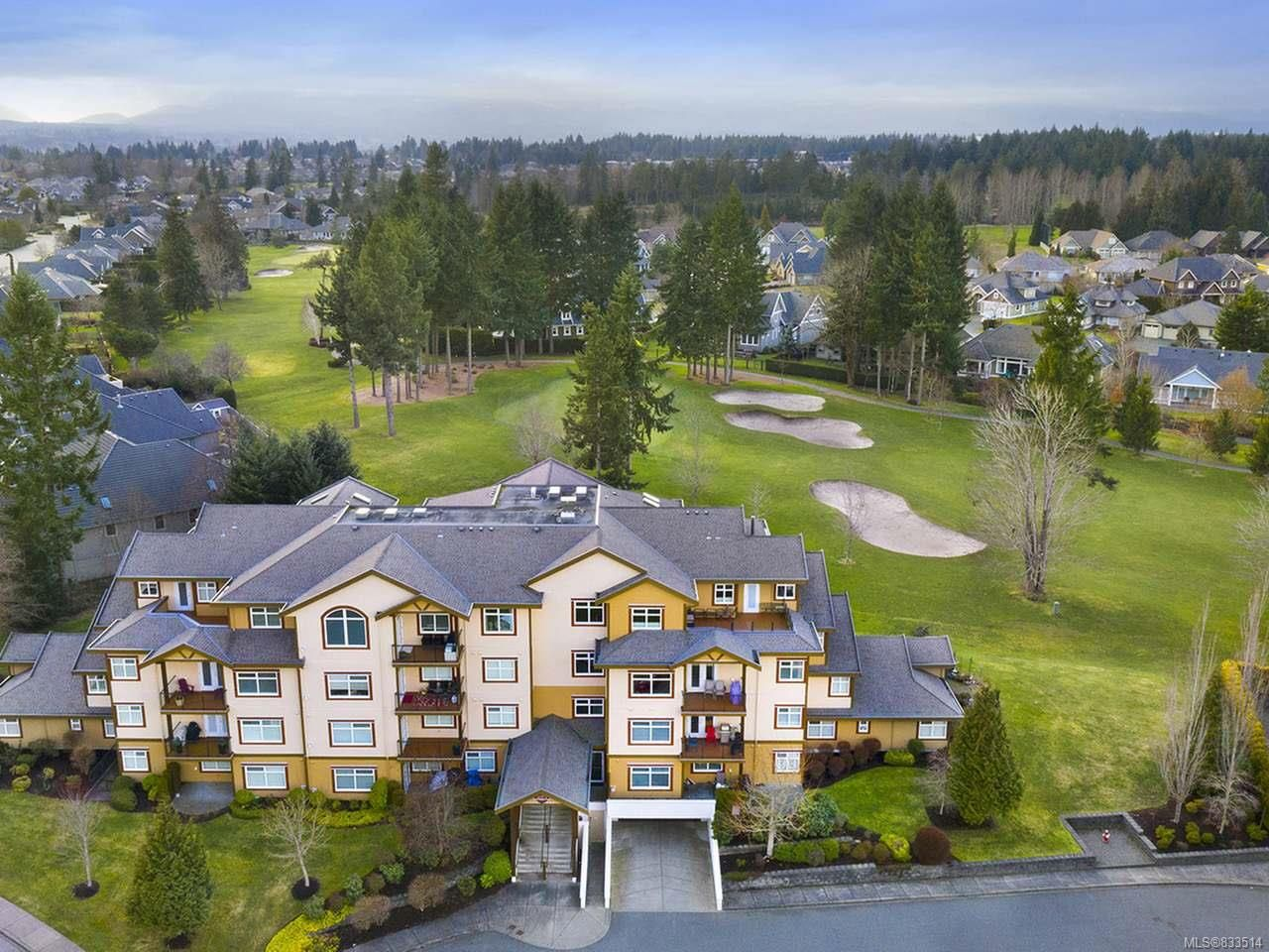 Main Photo: 143 3666 Royal Vista Way in COURTENAY: CV Crown Isle Condo for sale (Comox Valley)  : MLS®# 833514