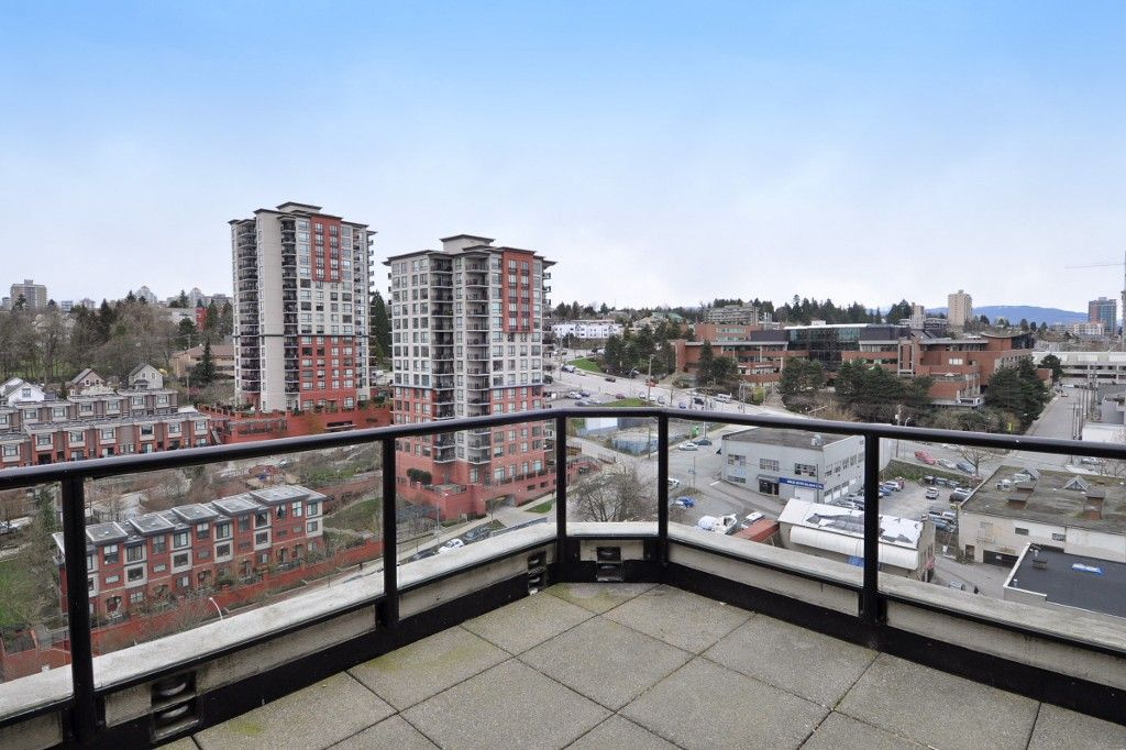 """Photo 15: Photos: PH3 828 AGNES Street in New Westminster: Downtown NW Condo for sale in """"WESTMINSTER TOWERS"""" : MLS®# R2153031"""