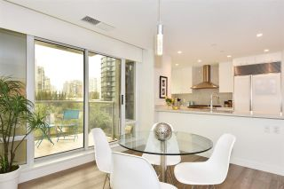 """Photo 6: 603 428 BEACH Crescent in Vancouver: Yaletown Condo for sale in """"Kings Landing"""" (Vancouver West)  : MLS®# R2202803"""