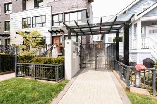 """Photo 38: 2 365 E 16TH Avenue in Vancouver: Mount Pleasant VE Townhouse for sale in """"Hayden"""" (Vancouver East)  : MLS®# R2574581"""