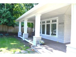 Photo 19: 2623 MCBRIDE AV in Surrey: Crescent Bch Ocean Pk. House for sale (South Surrey White Rock)  : MLS®# F1444187